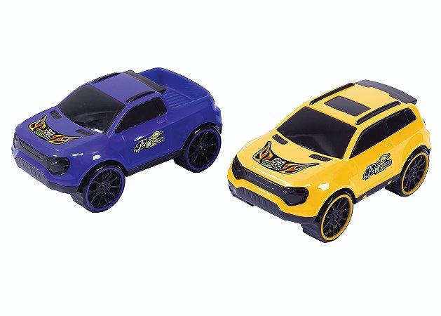 Carro Pick Up BS Toys Mini Mônaco/Impéria