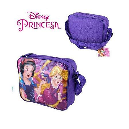 Bolsinha Princesas Com Alça