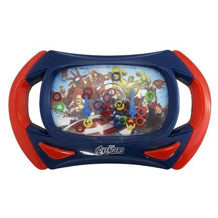 Jogo Aquaplay de Argolas Volante Avengers
