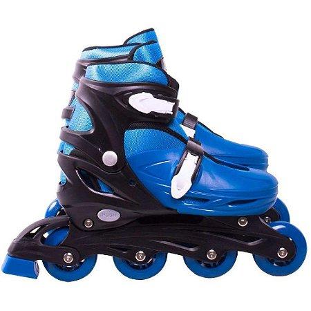 Rollers Belfix Radical Tamanho G(37-40) Azul