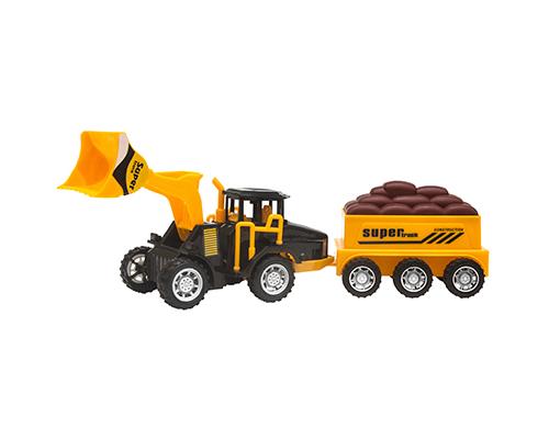 Brinquedo Pica Pau Caminhão Truck Carga