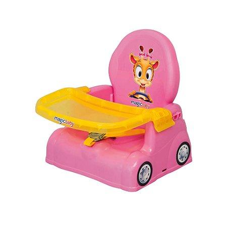 Cadeira Papinha MagicBaby Girafa