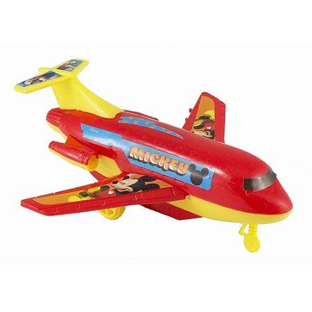 Avião à Fricção Atitoys do Mickey