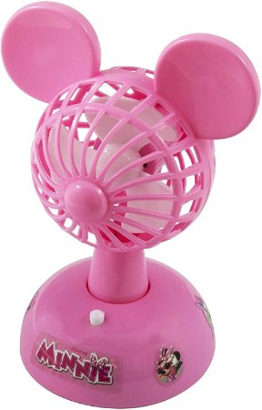 Mini Ventilador Etitoys da Minnie