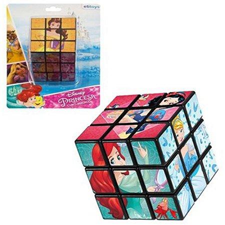 Cubo Mágico Etitoys Das Princesas