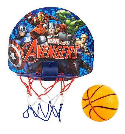 Jogo de Basquete Etitoys Dos Avengers Tabela