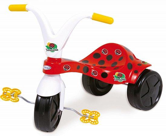 Triciclo Xalingo Da Joaninha