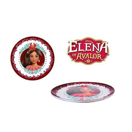 Prato de Sobremesa Infantil Etihome da Elena