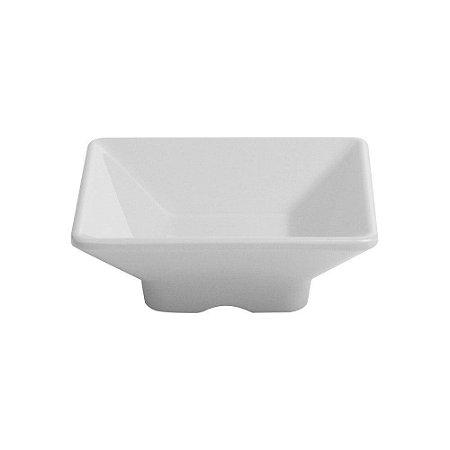 Ramekin Quadrado Gourmet Mix Branco 9,5cm