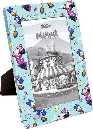 Porta Retrato Metálico 10x15 Minnie Disney