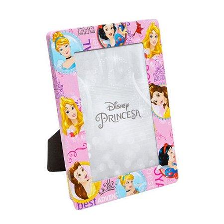Porta Retrato Metálico 10x15 Princesas Disney