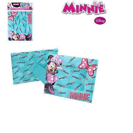 Porta Retrato C/Moldura 10x15  Horizontal Minnie
