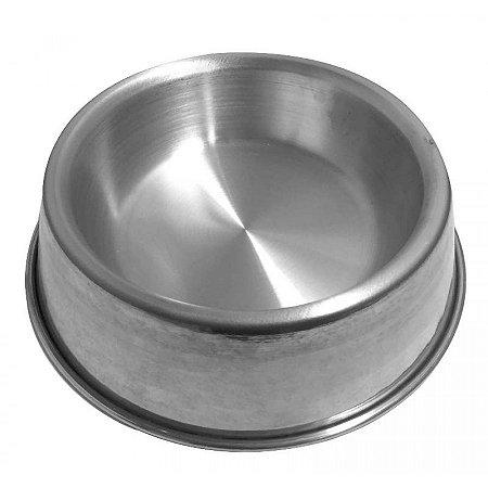 Comedouro em Alumínio Leve Grande 2,3L Dog Head