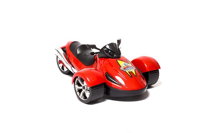 Brinquedo BS Toys Triciclo Naja