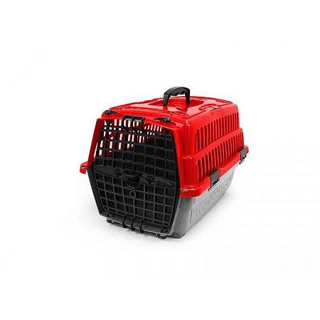 Caixa Transp Cães/Gato Pet Injet N1 Love Travel Vm