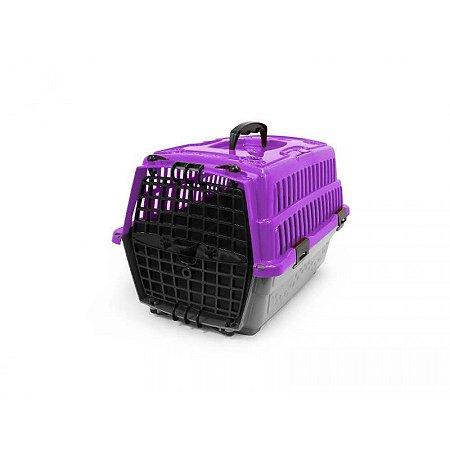 Caixa Transp Cães/Gato Pet Injet N1 Love Travel Rx