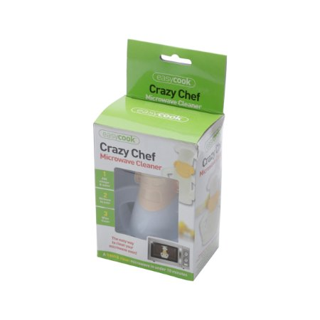 Limpador de Microondas Crazy Chef  6811
