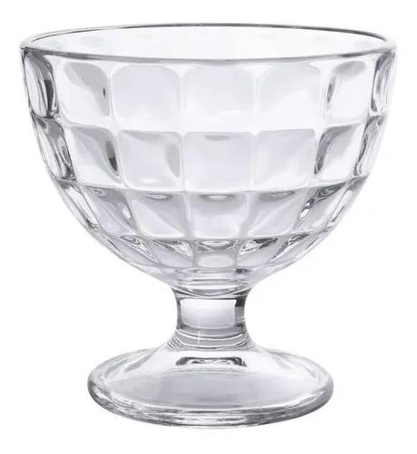 Taça Sobremesa Lyor Coupe Xadrez 298ml 8941