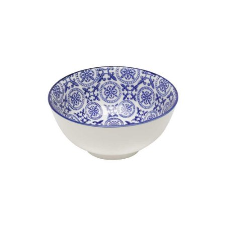 Bowl de Porcelana Lyor Royal Colorido 15cm 9350