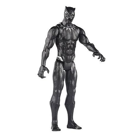 Boneco Vingadores Pantera Negra