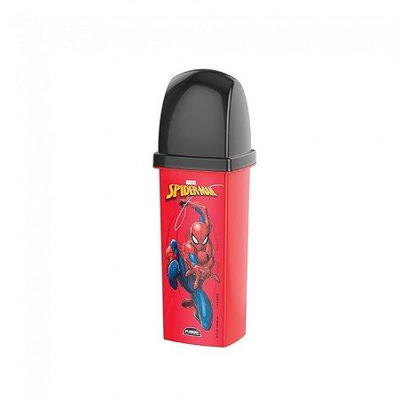 Porta Escova de Dentes Plasútil do Homem Aranha
