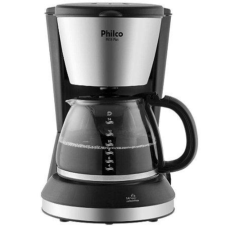 Cafeteira Plus Philco PH14 220V Preta