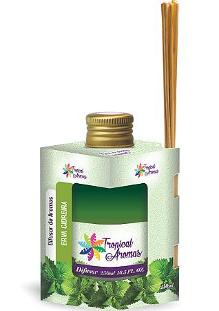 Difusor Tropical Aromas  250ml Erva Cidreira