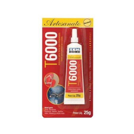 Cola Artesanato Tek Bond T6000 25g
