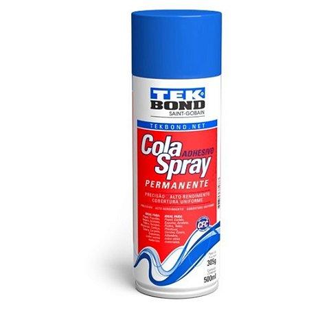 Cola Spray Permanente Tek Bond 500ml