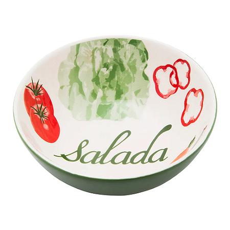 Tigela de Cerâmica Oxford 600ml Salada