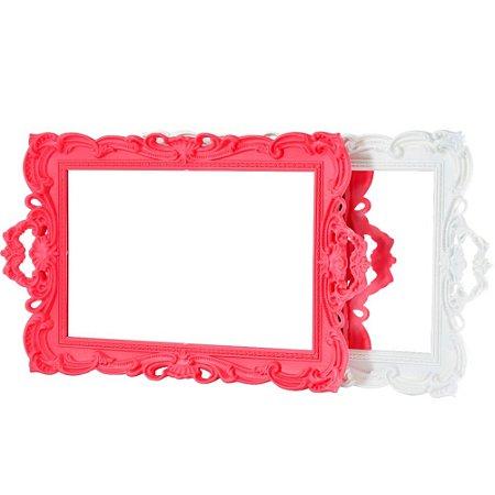 Espelho com Moldura Wincy 41x26cm - Unidade