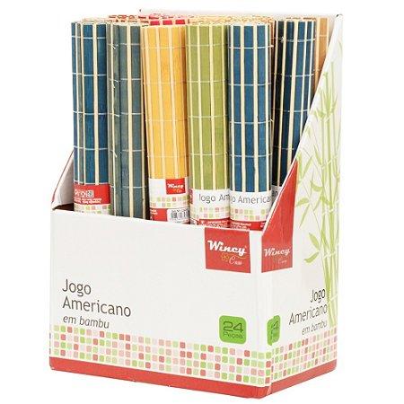 Jogo Americano Wincy 45x30cm Bambu - Unidade