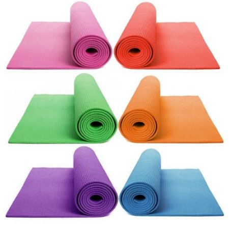 Tapete para Yoga de Pvc 61x73cm