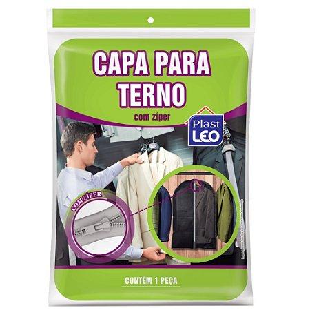 Capa Terno com Zíper Plast Leo