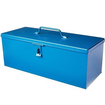 Caixa Ferramenta Fercar Tipo Baú 40cm Azul