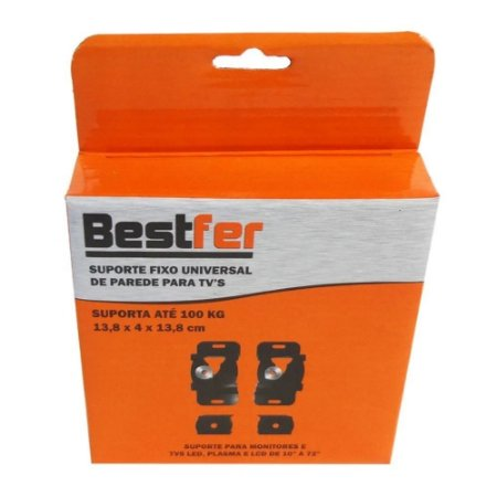 Suporte Tv Universal Bestfer 10a72 Preto BFH1261
