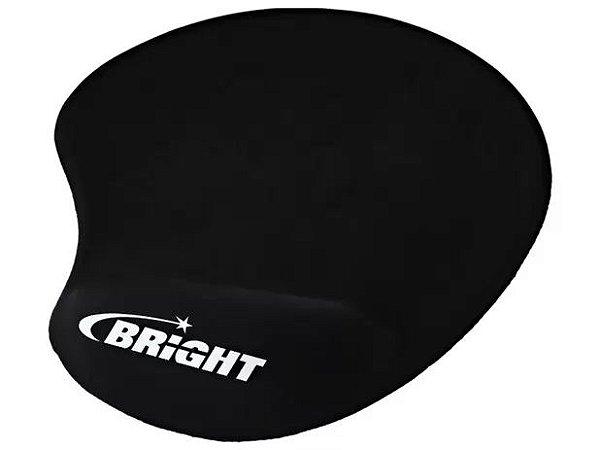 Mousepad com Apoio em Gel para Mouse - Bright