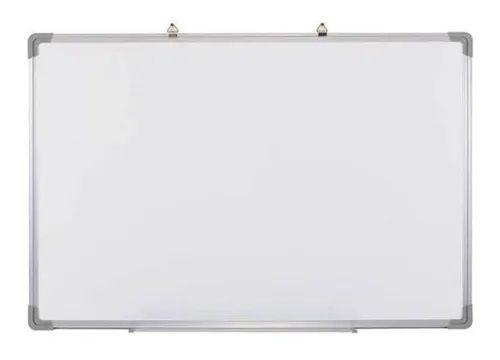 Quadro Branco Magnético 60X40A Moldura Alumínio