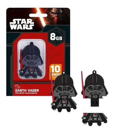 Pendrive Darth Vader Star Wars 8gb Original Usb 2.0