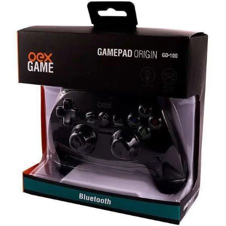 Joystick Gamepad Mobile Bluetooth Gd100 4 Botões Oex Original