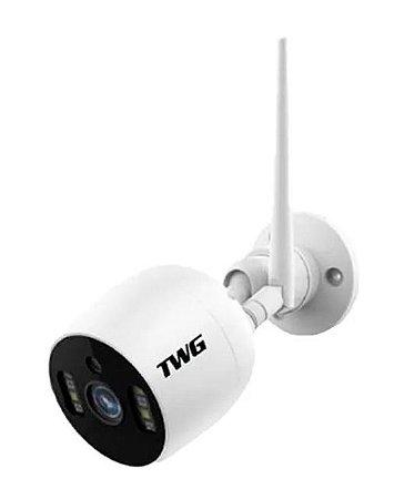 Câmera Ip Wifi Twg Full Hd 1080p Prova Dágua Blindada Externa