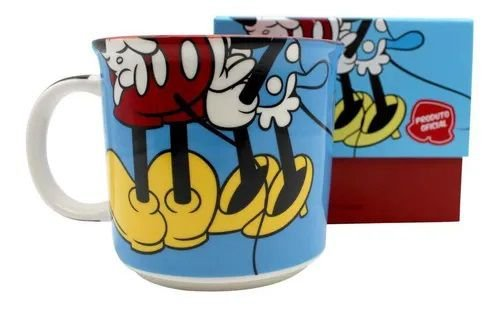 Caneca Tom Mickey E Minnie You And Me -zona Criativa Oficial