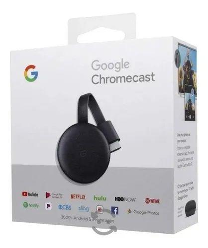 Google Chromecast 3rd Generation Full HD