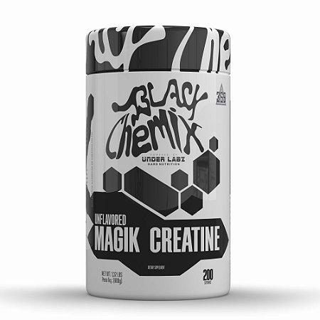 MAGIK CREATINE 600G BLACK CHEMIX BY UNDER LABZ