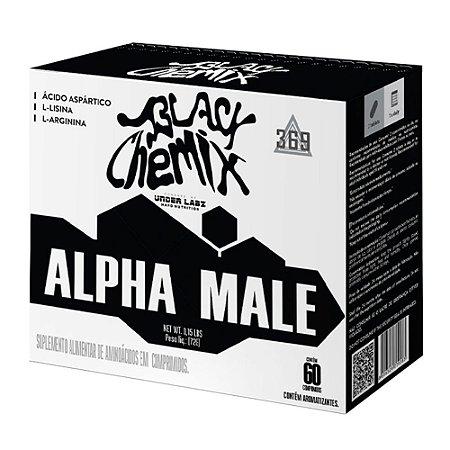 ALPHA MALE TESTOFEN BLACK CHEMIX