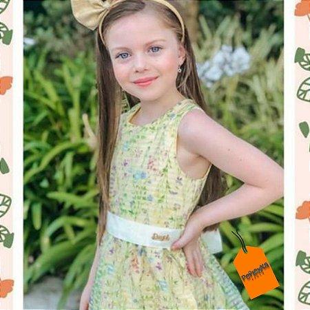 Vestido infantil sweet summer