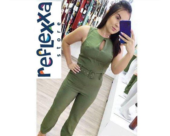 Macacão Longo Ella
