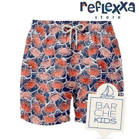 Swim Short Barche Infantil Caranguejos