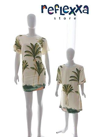 Vestido Mãe & Filha Verão
