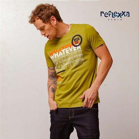 Camisa TFLOW Whatever Verde